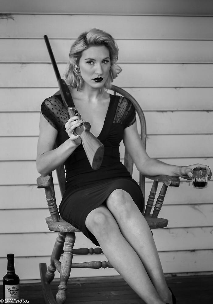 Jessica White by D W