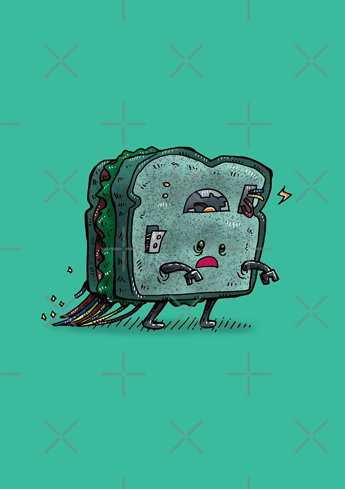 Moldy Sandwich Bot by nickv47