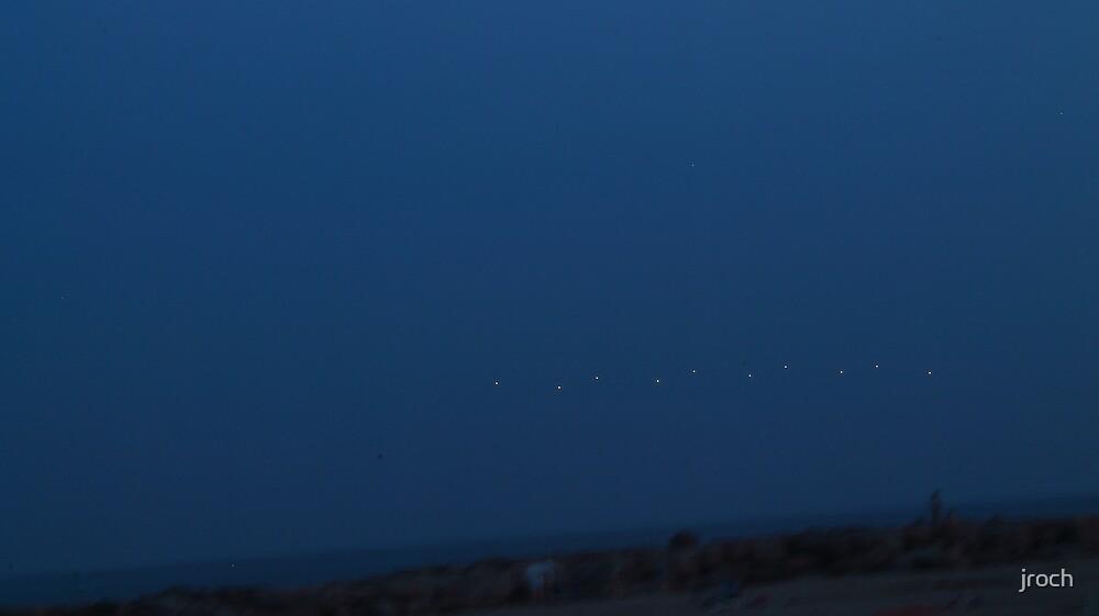 UFO's by jroch