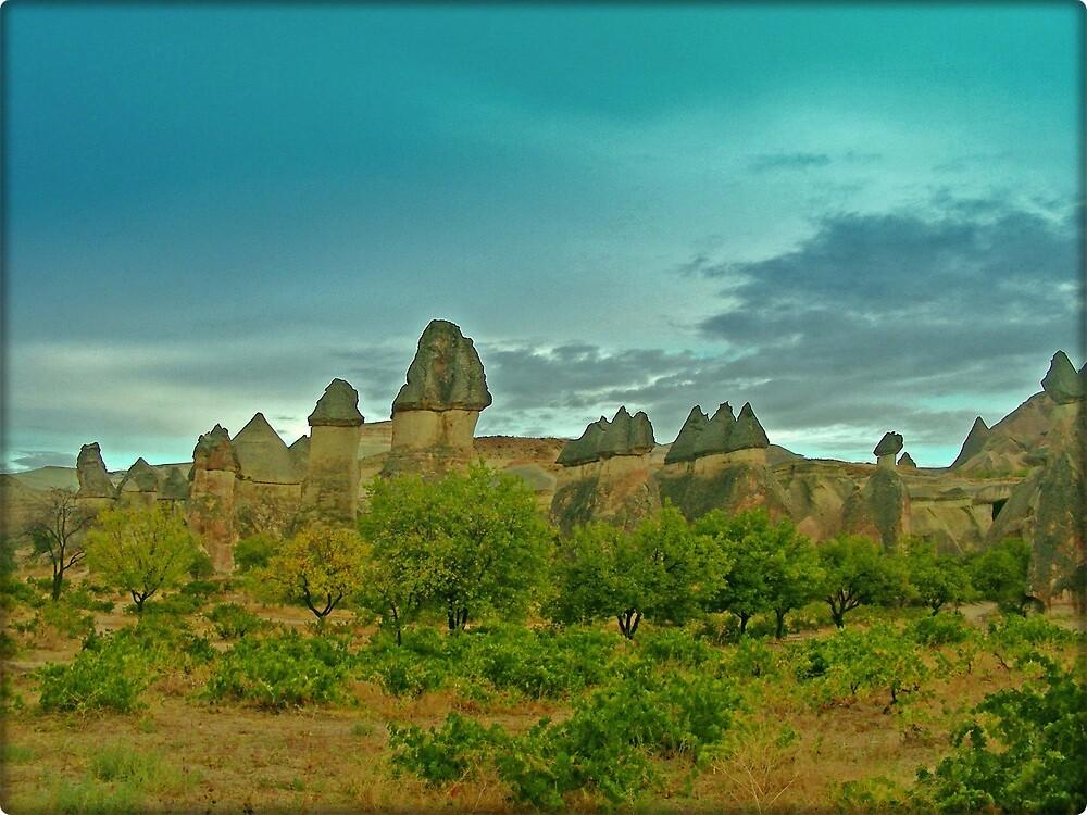 Capadocia.....................Turquía. by cieloverde