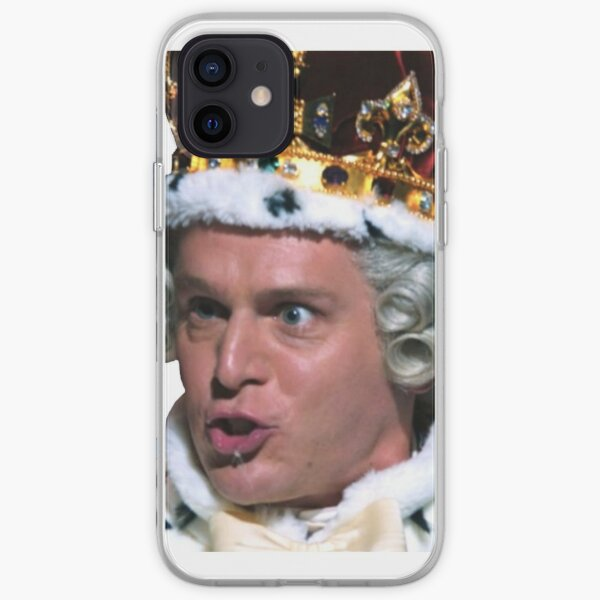 King George iPhone Soft Case