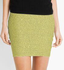 The Entire Bee Movie Script  Mini Skirt