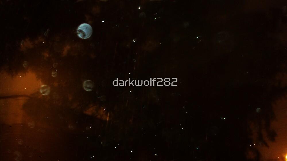 caught in the rain by darkwolf282