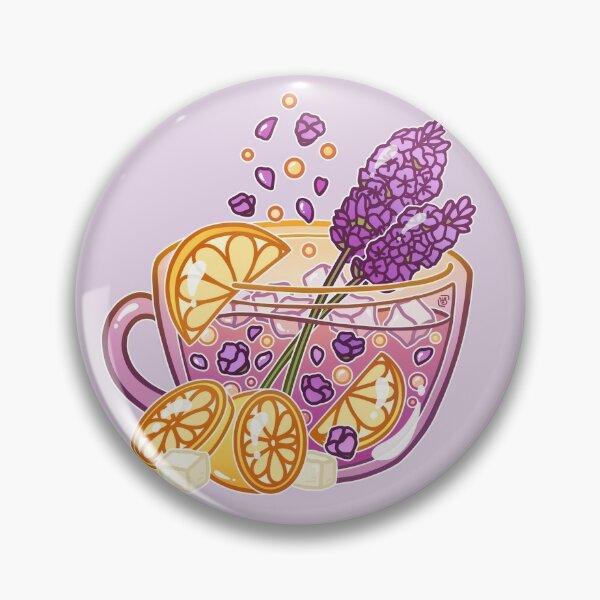 Lavender Lemonade Pin