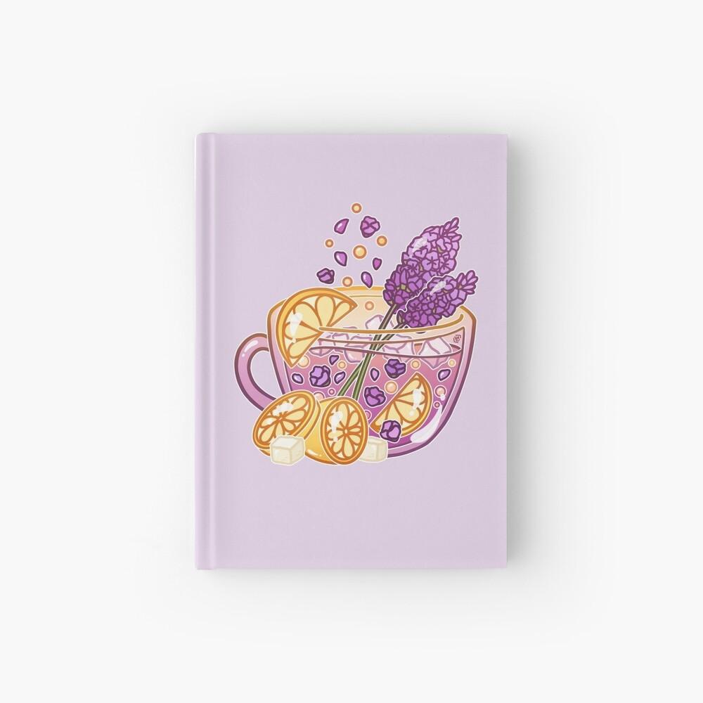 Lavender Lemonade Hardcover Journal