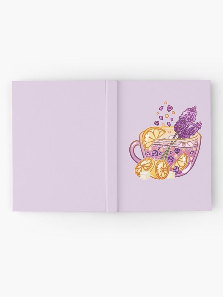 Alternate view of Lavender Lemonade Hardcover Journal