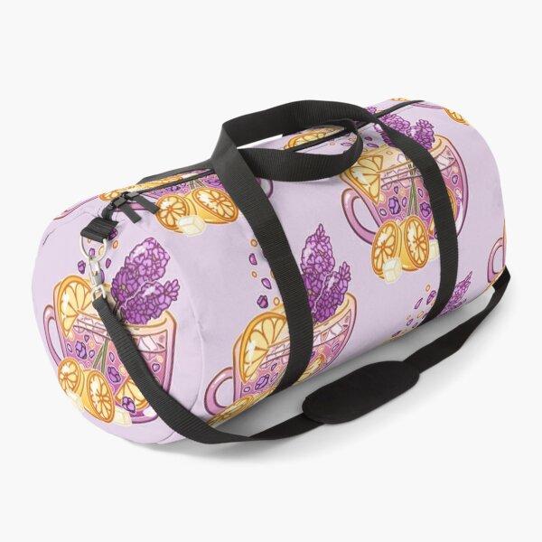 Lavender Lemonade Duffle Bag