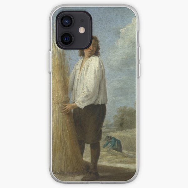 David Teniers The Younger - Summer iPhone Soft Case