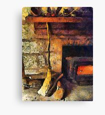 Wisewoman's Hearth Canvas Print