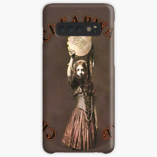 Creedence Clearwater Revival Mardi Gras Album Samsung Galaxy Snap Case