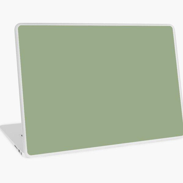Sage Green Laptop Skin