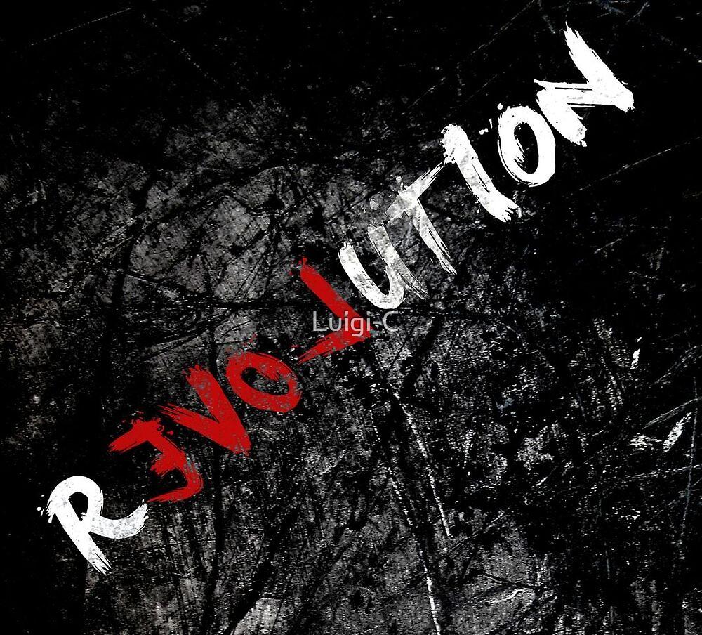 Revoluiton by Luigi-C