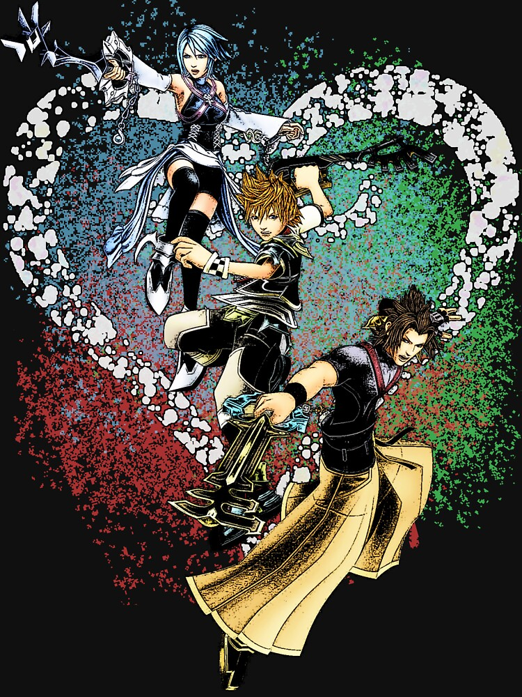 The Keyblade Masters by triforce15