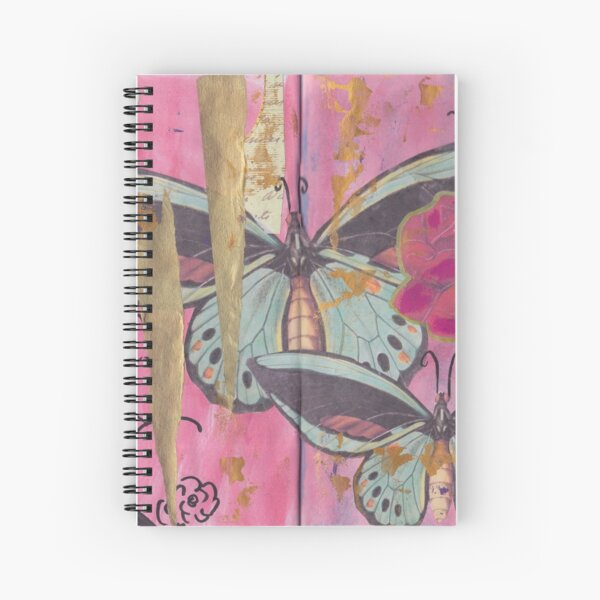 Paris, come travel with me. Spiral Notebook