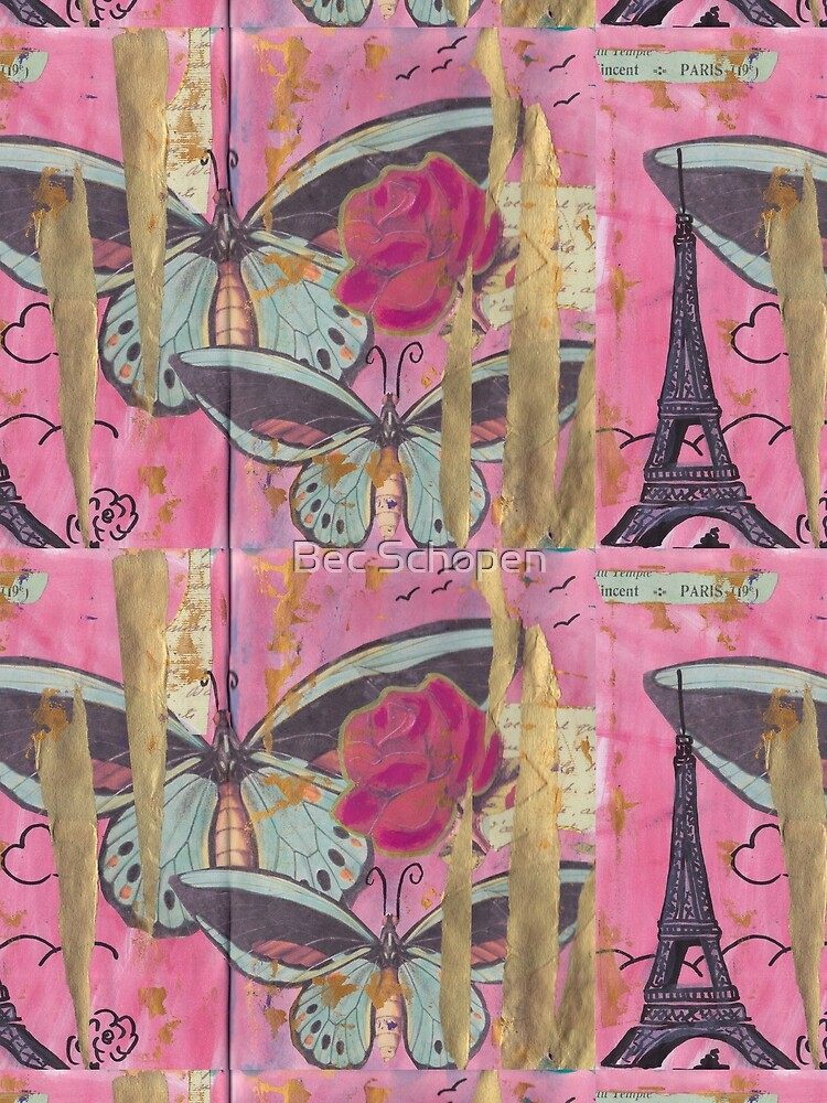 Paris, come travel with me. by Pink70