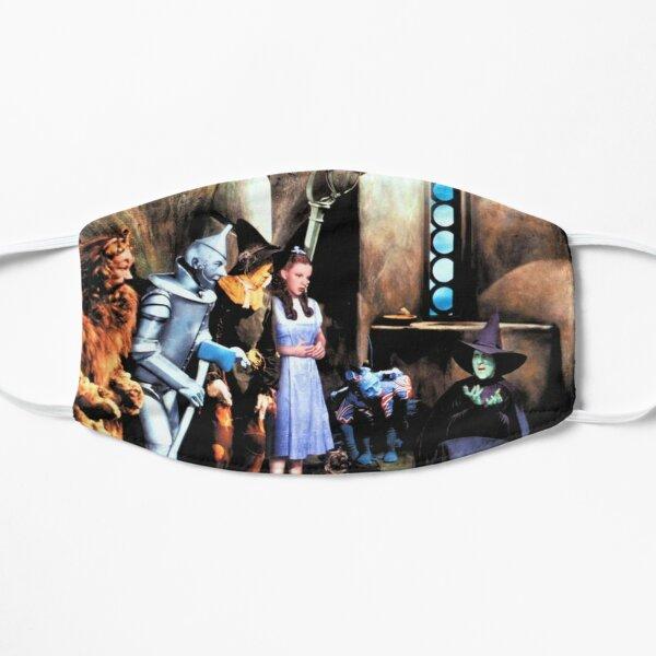 colorized vintage design print stills  oz melting with  mask  Mask