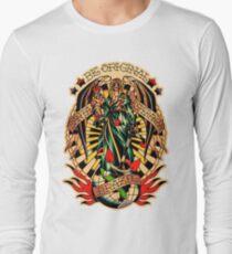 Santa Esperanza Tatuaria 02 Long Sleeve T-Shirt