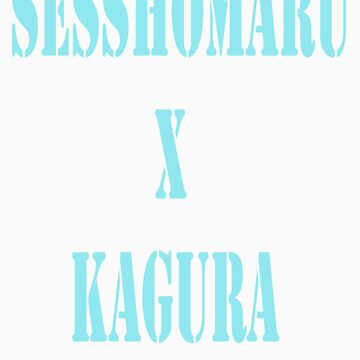 Sesshomaru X Kagura by Megumi-Kat