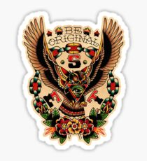 Santa Esperanza Tatuaria 03 Sticker
