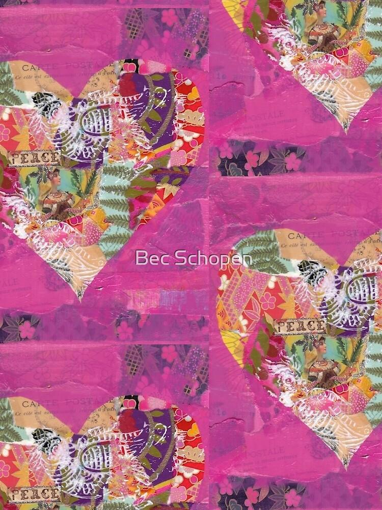 Heat Art - Peace by Pink70