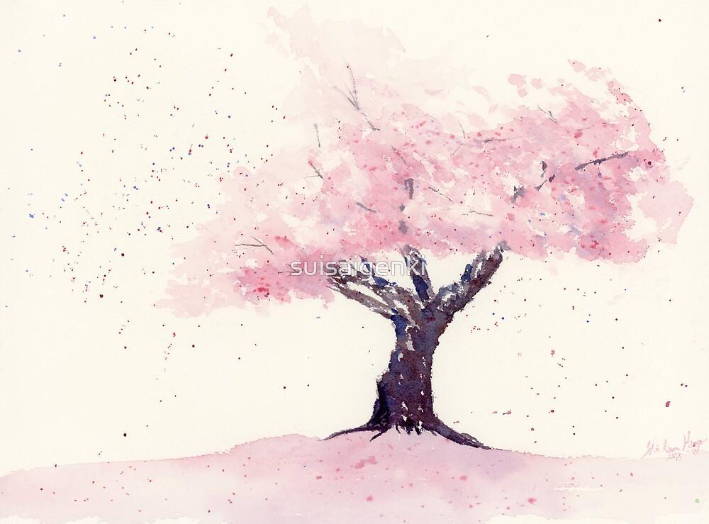 Spring in Pink by suisaigenki
