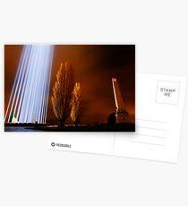 pillars Postcards