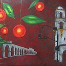 Ojai Oranges by Guy Wann