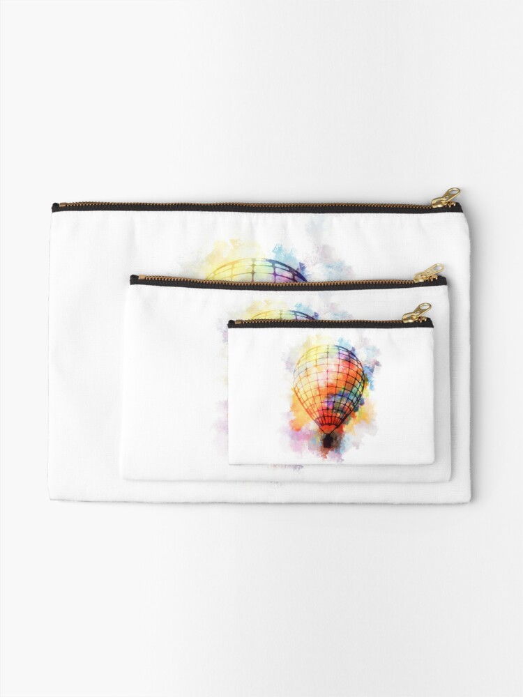 Alternate view of Young Forever - BTS Zipper Pouch