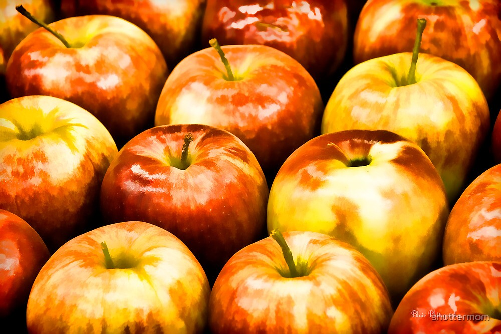 Apple A Day by shuttermom
