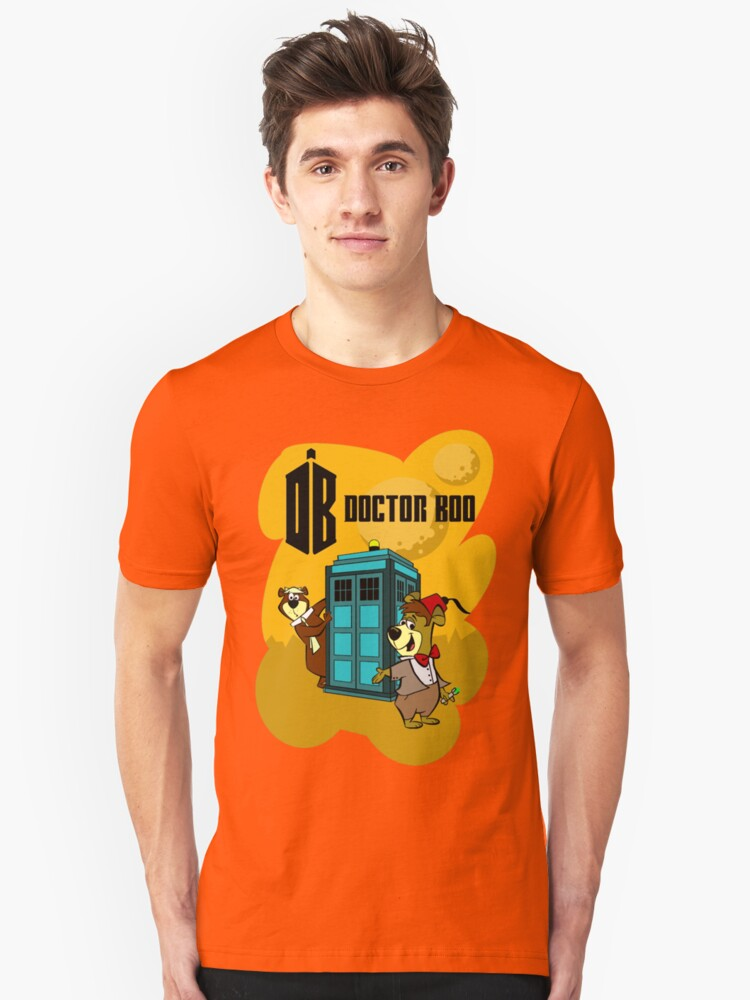 Doctor Boo Boo Unisex T-Shirt Front