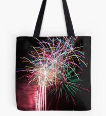 Fireworks - Up Tote bag