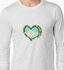 Heart Container Long Sleeve T-Shirt