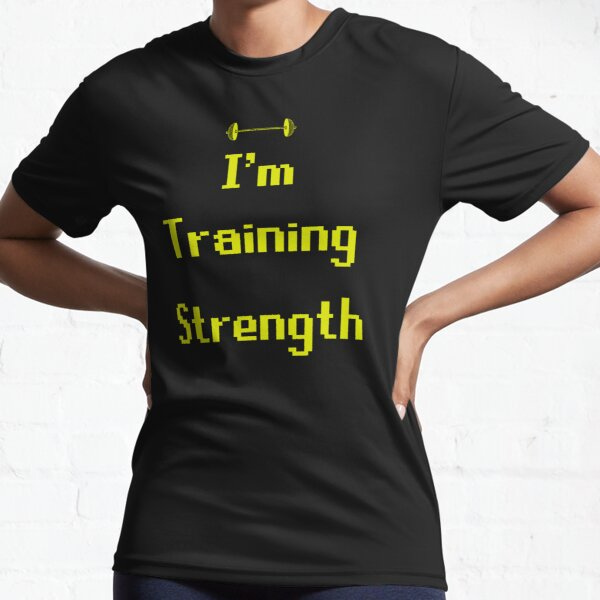 TRAINING STRENGTH Active T-Shirt
