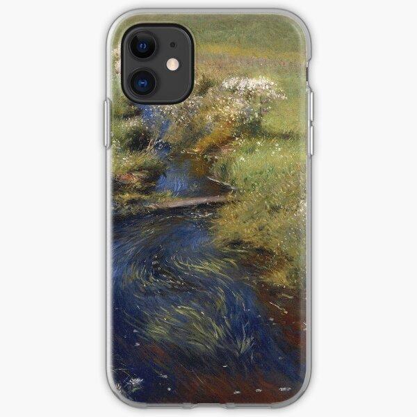 Dennis Miller Bunker - Wild Asters iPhone Soft Case