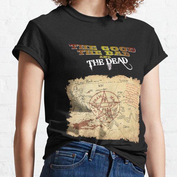 Deadwood Map Classic T-Shirt