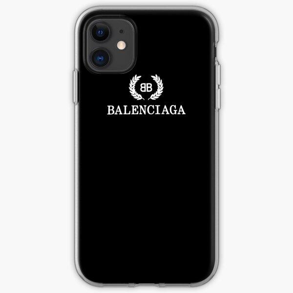 1 of HOTSALE - Balenciaga Classic iPhone Soft Case