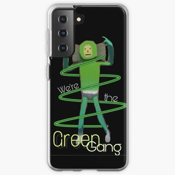 Green Gang Samsung Galaxy Soft Case