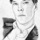 Benedict Cumberbatch by Alessia Pelonzi