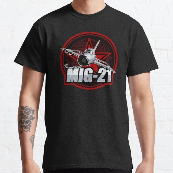 Mig-21 Classic T-Shirt