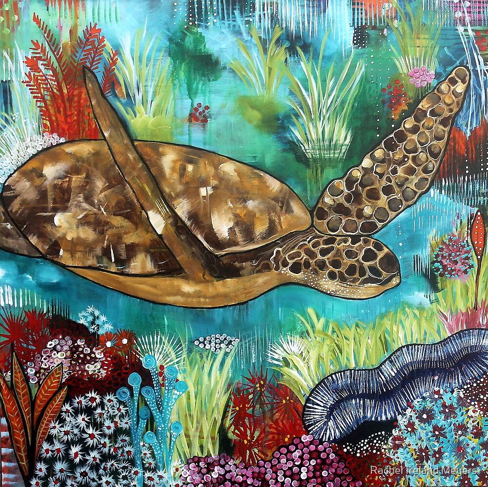 Sea Turtle by Rachel Ireland Meyers