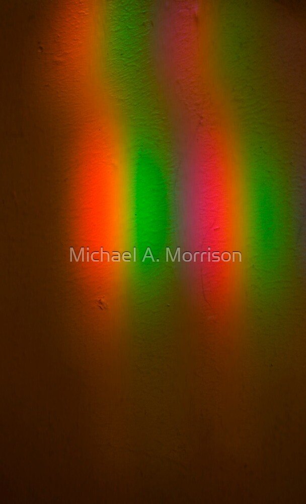 light_reflections #7  by Michael A. Morrison