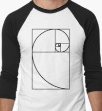Golden Ratio - Transparent T-Shirt