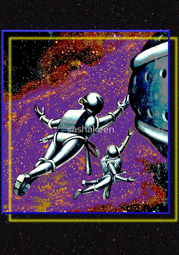 Galactic Patrol by sashakeen
