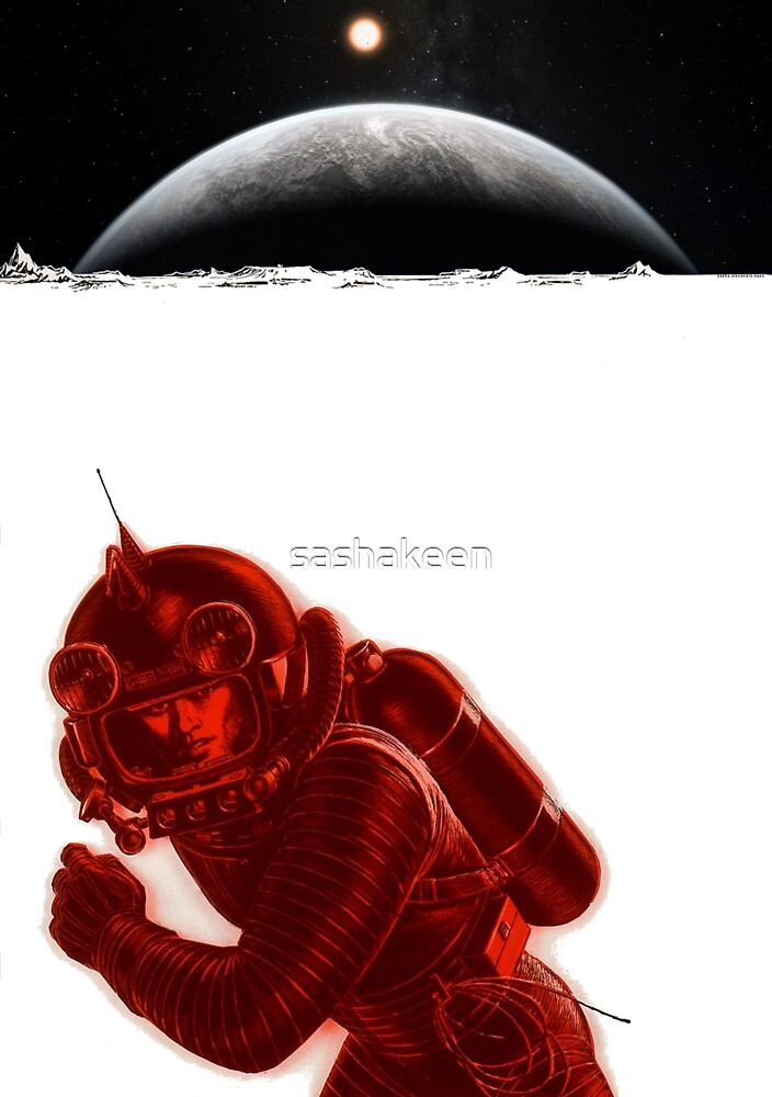 Moonscape by sashakeen