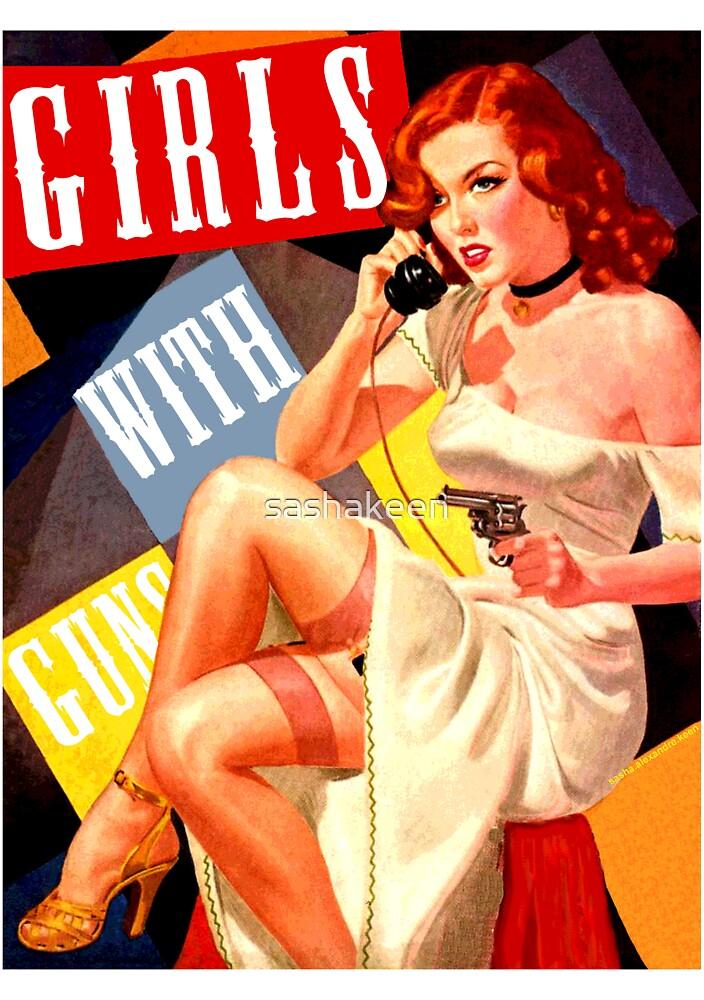 «Gun Crazy Call Girl» de sashakeen
