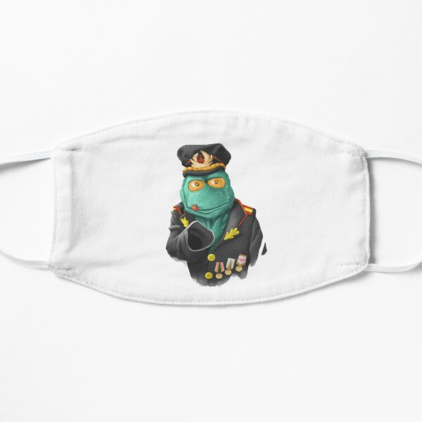 Binkov Wants you mask Flat Mask