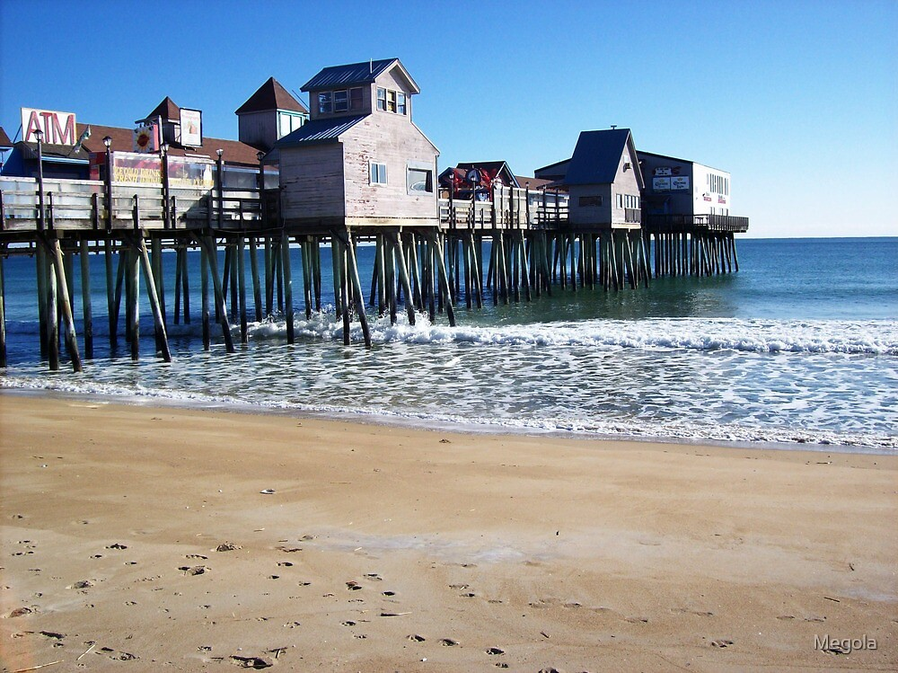 Old Orchard Beach by Megola