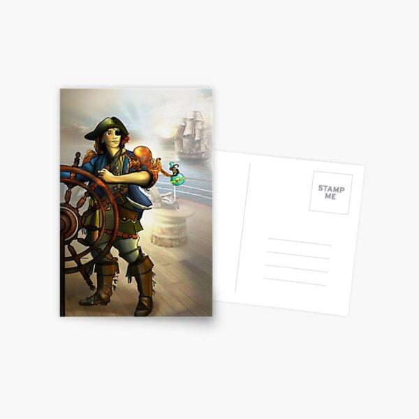Slim Jim Postcard