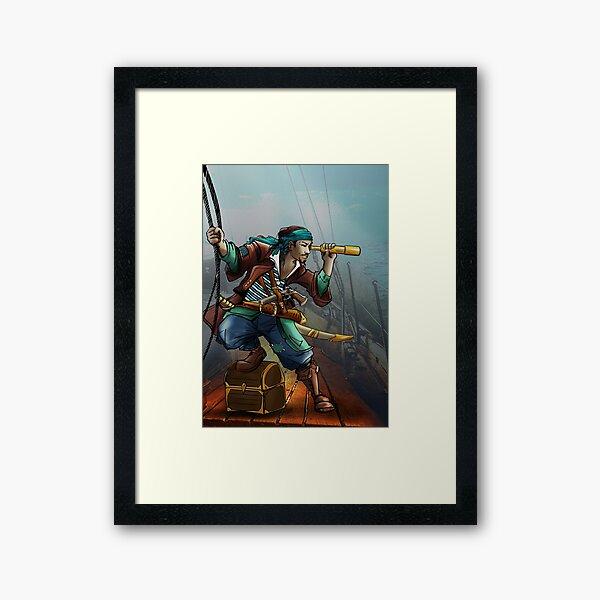 Braithwaite McGee Framed Art Print