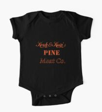 Kruk and Kuip's Pine Meat Company Kids Clothes
